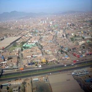 Ein kleiner Teil von Lima