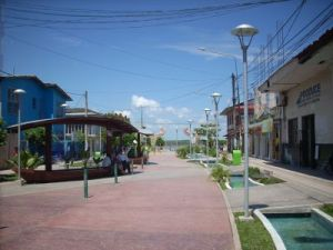 Fußgängerzone Pucallpa