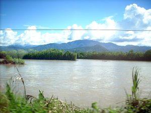 Fahrt von Tingo Maria nach Tocache - Río Huallaga