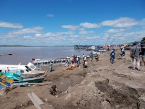 Hafen Pucallpa